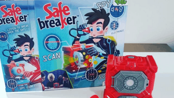 Safe Breaker Board Game Review Great For A Wannabe Spy!
