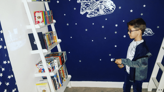 Discover the Universe From Your Bedroom With This Amazing Space Torch