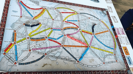 Ticket to Ride Review – The Train Adventure Board Game
