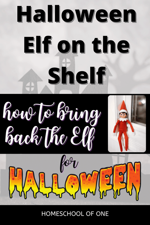 How to bring back the Elf on the Shelf for Halloween