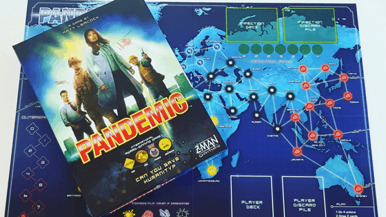 Pandemic Board Game Review – A Great Cooperative Game