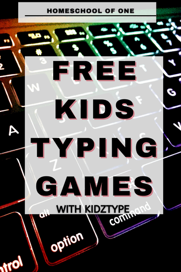 Learn how to type the fun way with free typing games for kids with Kidztype #typing #freetypinggames #homeed #homeschooling #homeschooluk #homeeducation #touchtyping