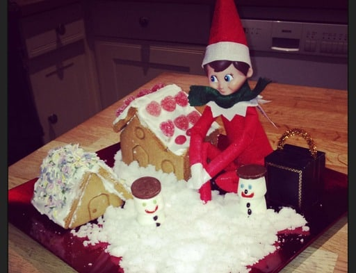 14 Easy Elf on the Shelf Ideas for Kids When You Have No Time!
