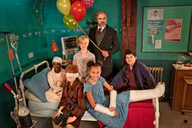 The Best of UK Christmas TV 2018 For 9 Year Old Boys