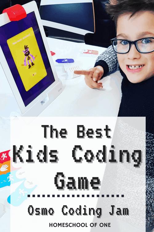 The best kids coding game - Osmo Coding Jam #coding #programming