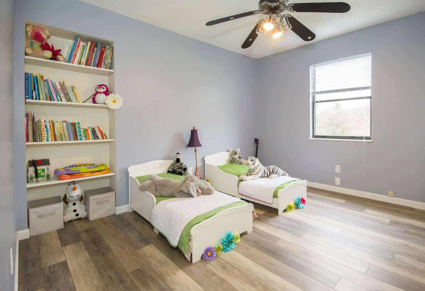 Tips for Transforming Your Nursery into a Big Kid's Room