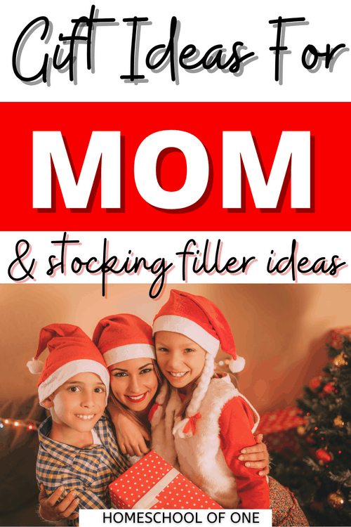 The best Christmas gift ideas for mom this year. Including stocking stuffer ideas for mom #momgifts #christmasgifts