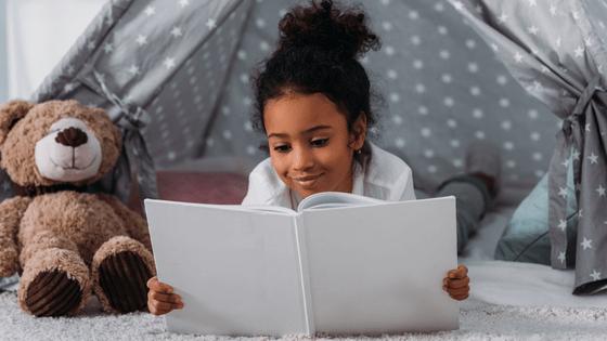 2021 Book Bingo – Summer Reading Challenge For Kids Ages 9 +