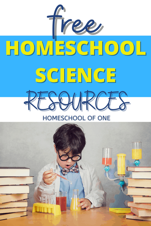Free homeschool science resources    #science