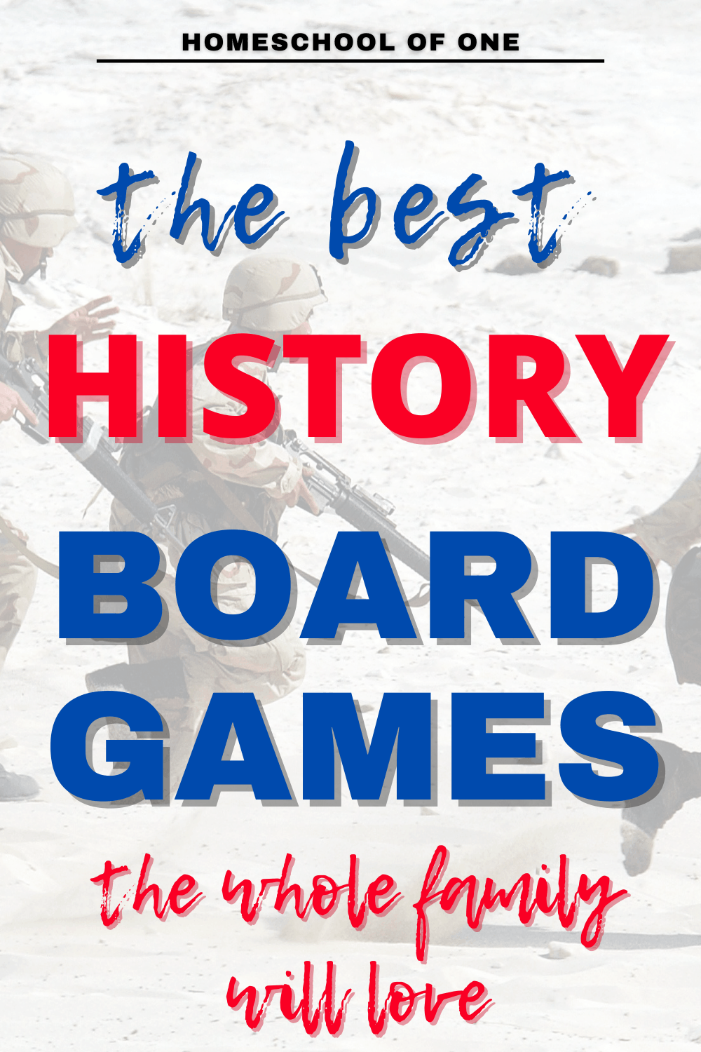 The best history board games you can play as a family. Perfect for homeschooling #history #boardgames #educationalboardgames