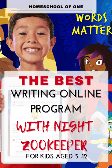the best online writing program with night zookeeper a detailed review