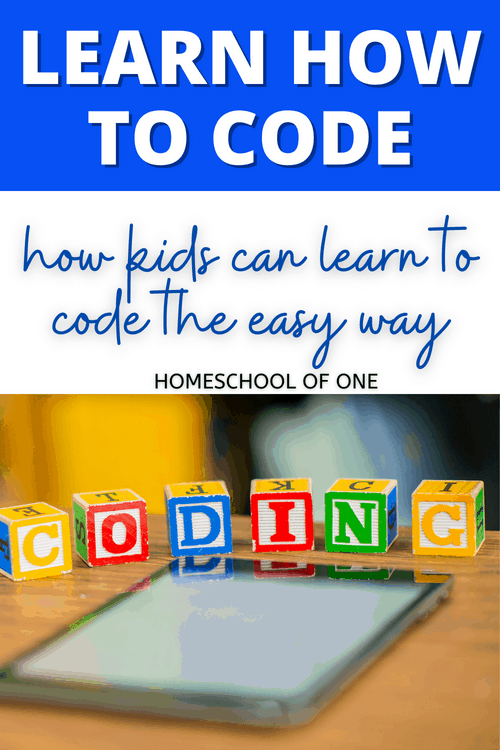 Learn how to code, how kids can learn to code the easy way with free coding websites, books, toys and more #coding