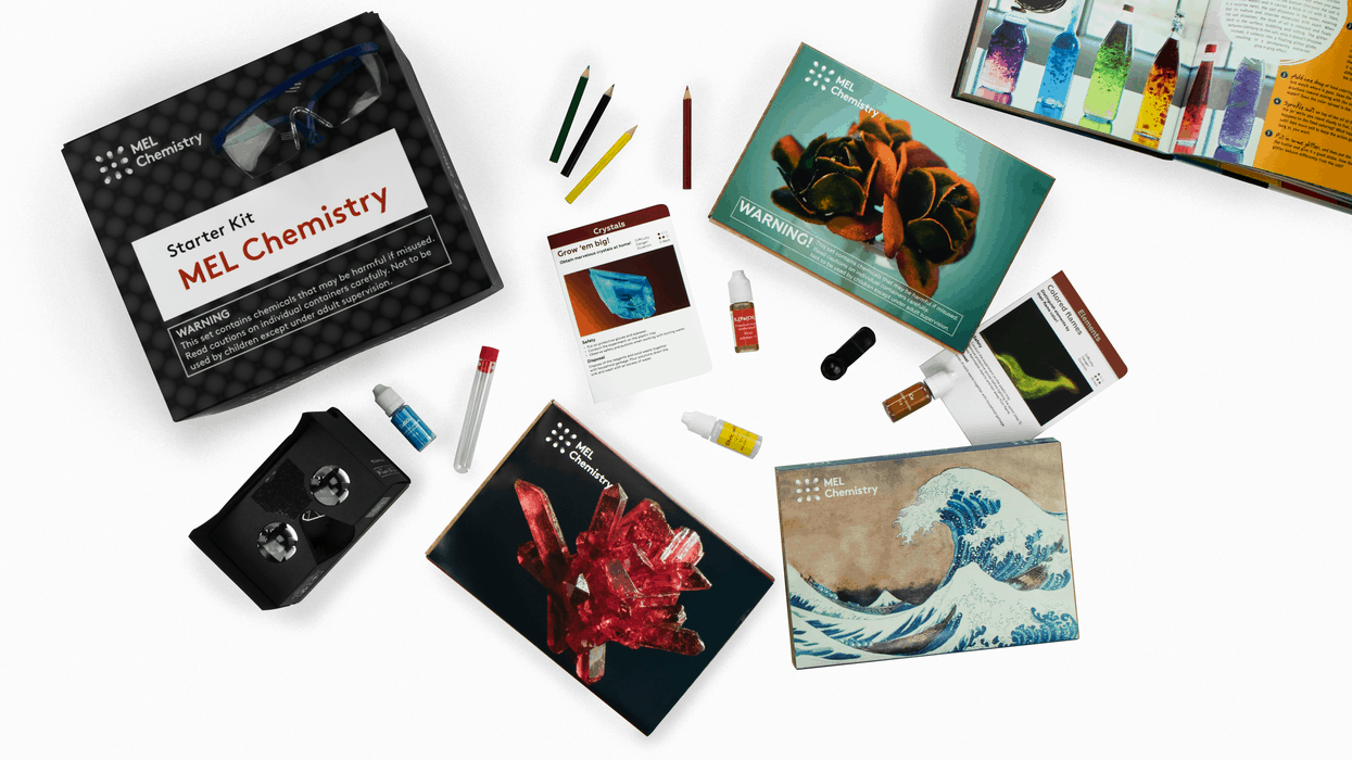 Mel Science the best science subscription box