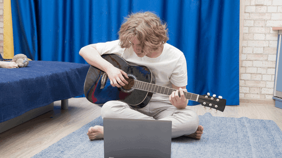 Private Online Guitar Lessons For Kids – Why They Are So Important