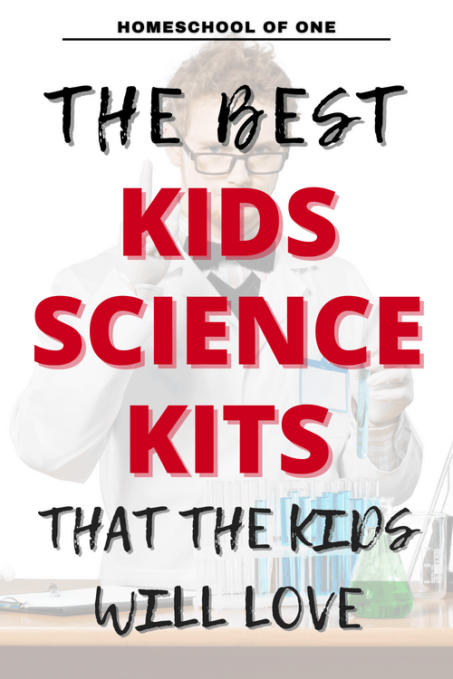 The best kids science kits that the kids will love #science #sciencekits