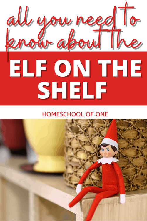 All you need to know about the Elf on the shelf