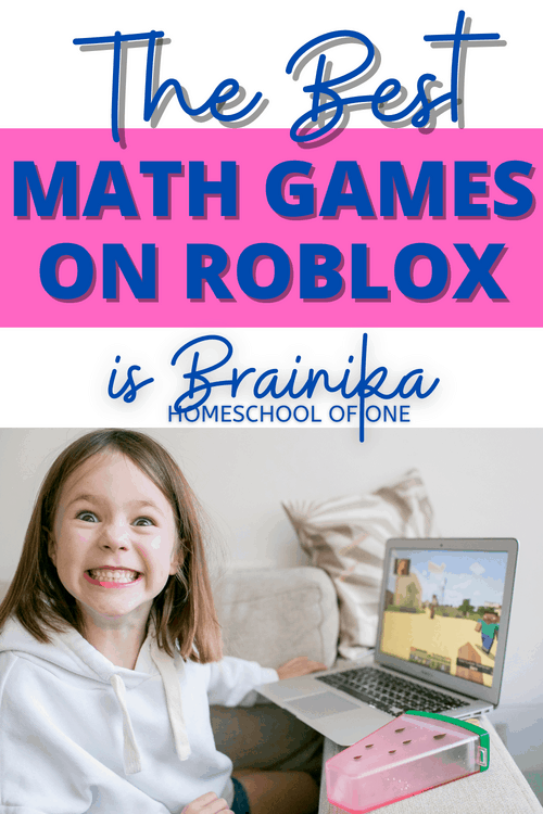 The best math games on Roblox. Brainika is aimed at kids in grades K-2
