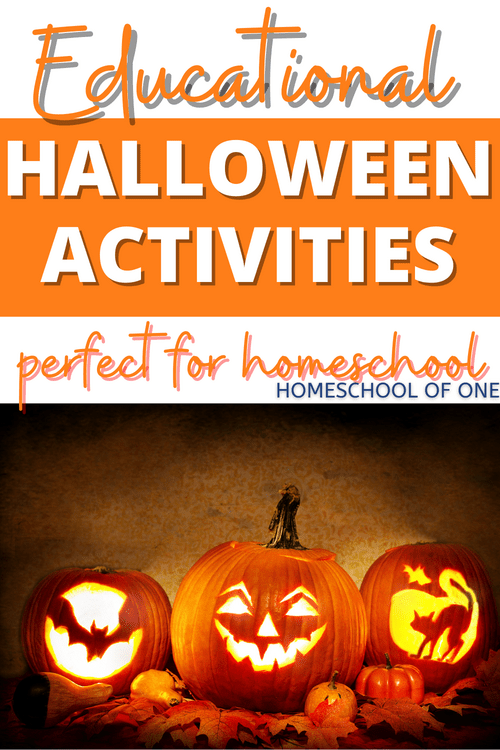 Are you looking for fun Halloween activities you can do in your homeschool? If so I have shared the best Halloween lesson plans, halloween math and science ideas and lots of fun for you to have this year #halloween
