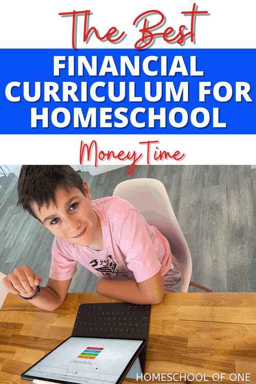 MoneyTime - The best financial curriculum for homeschoolers. Teaching kids about money is so important and yet not studied in school, I highly recommend MoneyTime #financialliteracy #money