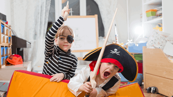 37 Talk Like A Pirate Day Activities For Kids That Are Easy and Fun