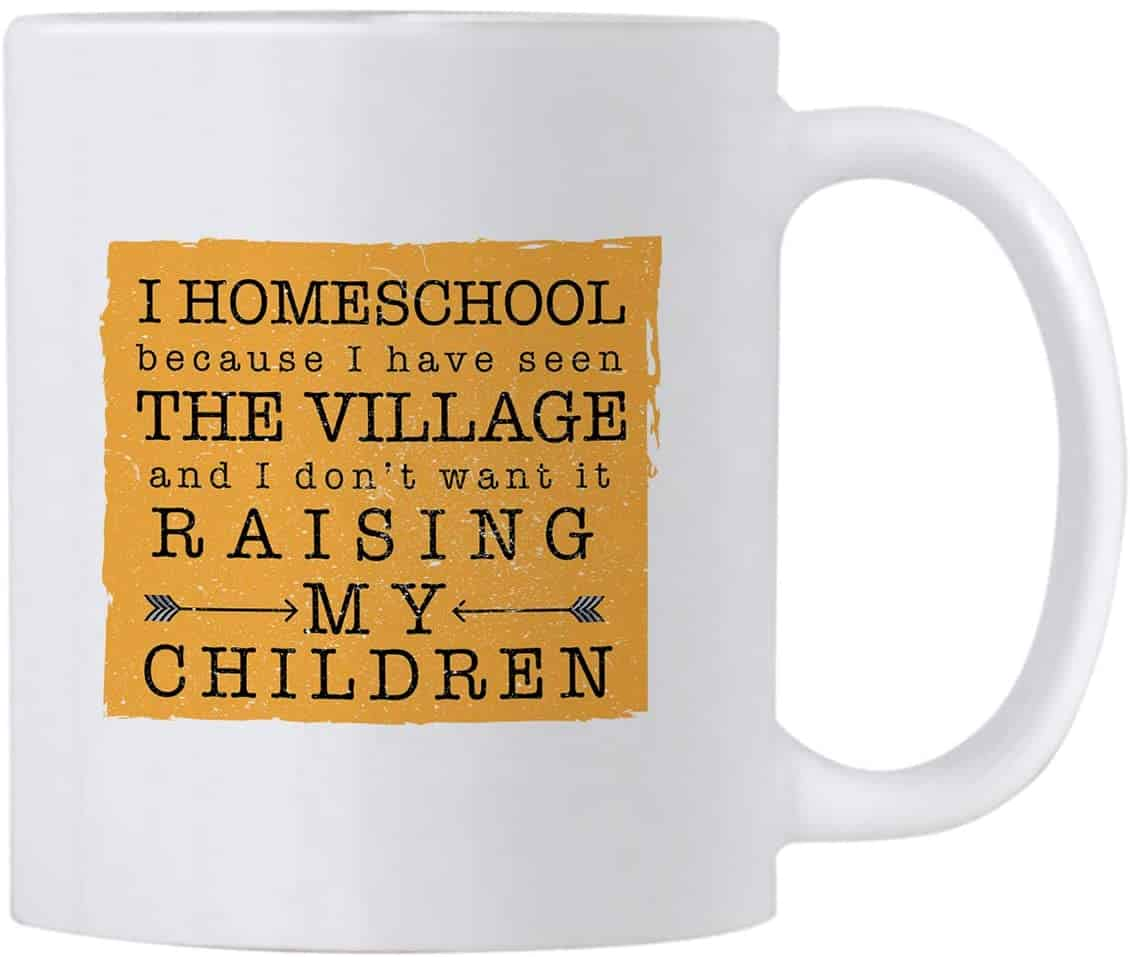 Homeschool mug