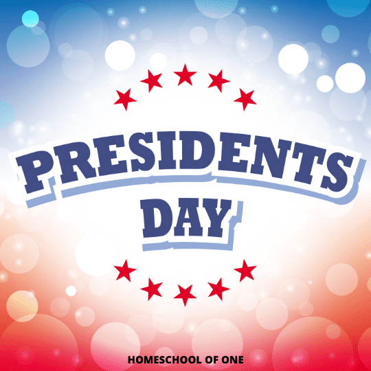 Holiday Activities - Presidents Day