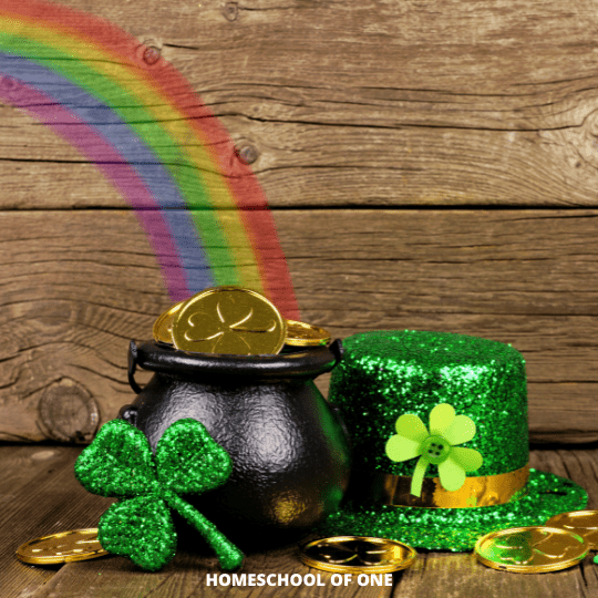 Holiday Activities - St Patricks Day