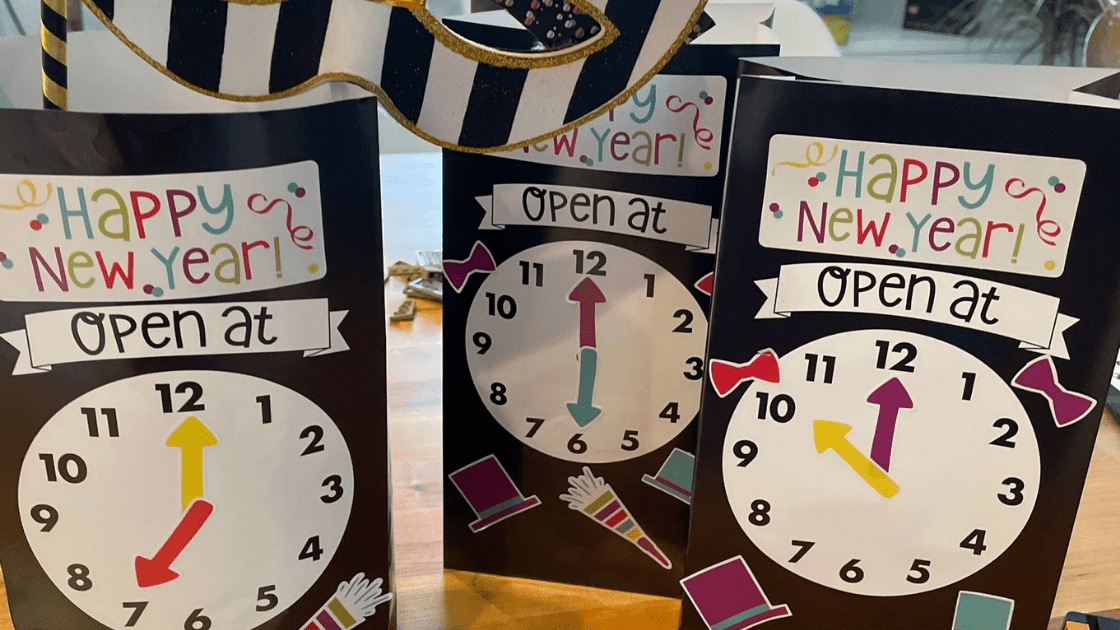 New Years Eve With Kids? Have The Best Party EVER!